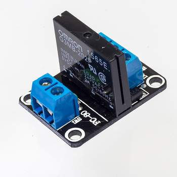 1CH 240V 2A Solid State Relay SSR Module  AC DC Arduino Raspberry Pi