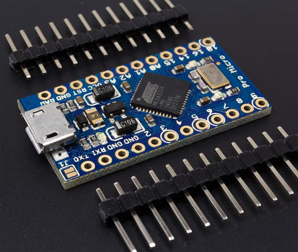 Leonardo Pro Micro ATmega32U4 for Arduino with Latest Bootloader - New Mini Nano