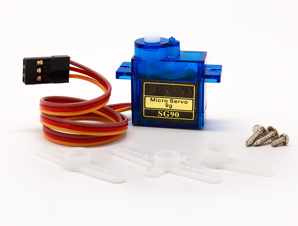 Upgrade industries sg g micro servo