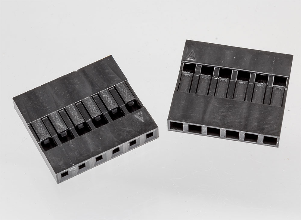 1x6 Dupont Connector