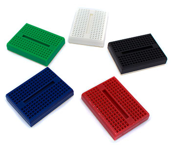 Mini Breadboards