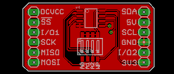 FRAM-X Schematic Top
